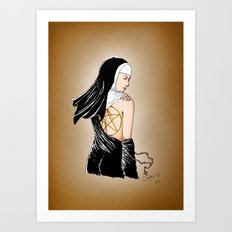 RELIGARE Art Print