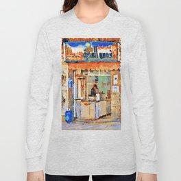 Shop in Aleppo Long Sleeve T-shirt