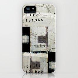 « graphique 1965 » iPhone Case