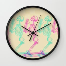 The Seventh Seal Wall Clock