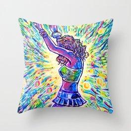 Dance, Dance, Dance Throw Pillow