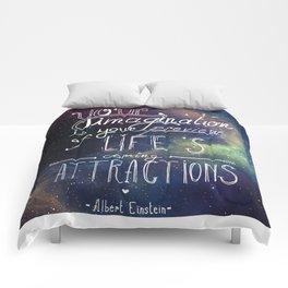 Wise Words Comforters