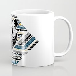Indian Panda Coffee Mug