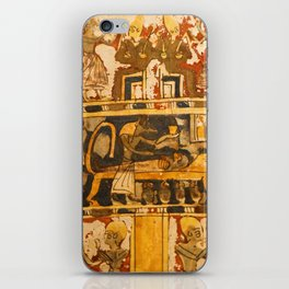 Egyptian Ancient Art iPhone Skin