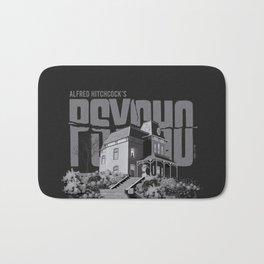 Psycho House w/ Title Bath Mat