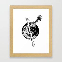 Lucky Keeper Framed Art Print