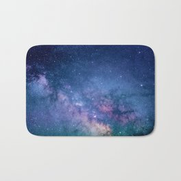 The Milky Way Bath Mat