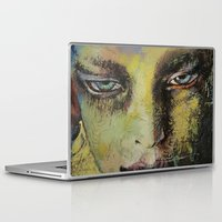 shiva Laptop & iPad Skins featuring Shiva by Michael Creese