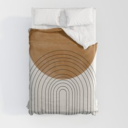 Arch III Duvet Cover