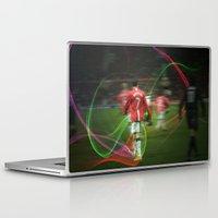 ronaldo Laptop & iPad Skins featuring Ronaldo Remix by Shyam13