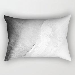 Waves in beach Rectangular Pillow