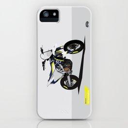 Supermoto 701 iPhone Case