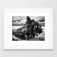 rebel Framed Art Prints featuring rebel by alessandro di sessa