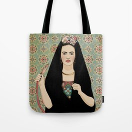 Frida & the Shisha Tote Bag