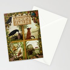 Aesop's Fables Stationery Cards