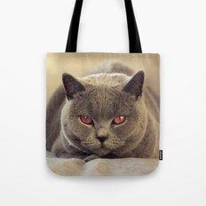 Superstar Diesel the Cat ! Tote Bag