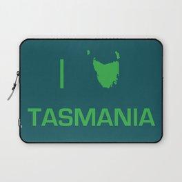 I heart Tasmania Laptop Sleeve