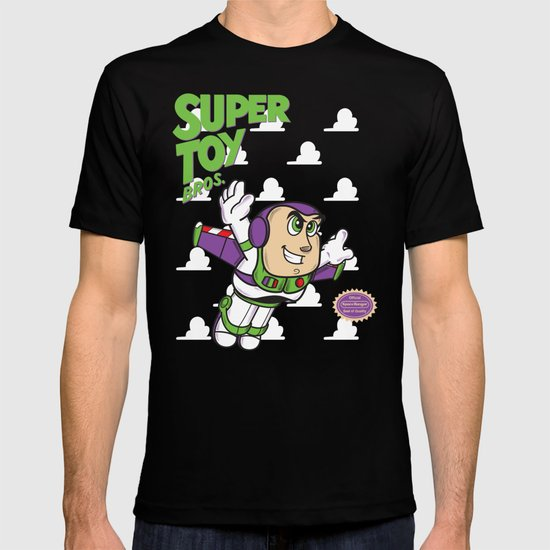 Super Toy Bros. T-shirt