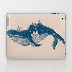 Home (A Whale from Home) Laptop & iPad Skin