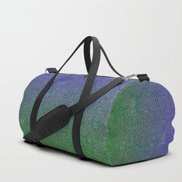 Nightfall Forest Glitter Gradient Duffle Bag
