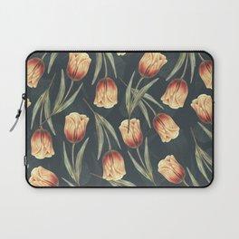 Tulipa pattern 1 Laptop Sleeve