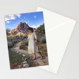 Ogre's Daughter Stationery Cards