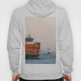 Lighthouse & Staten Island Ferry Hoody