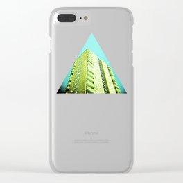 High Rise Clear iPhone Case