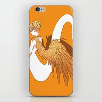 homestuck iPhone & iPod Skins featuring Davesprite by Freckled King