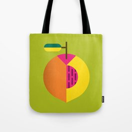 Fruit: Peach Tote Bag