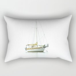 A boat Rectangular Pillow