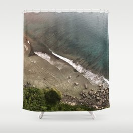 Two Lover's Point Shower Curtain