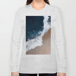 Even the biggest waves... Long Sleeve T-shirt