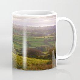 Early Morning Glory Coffee Mug