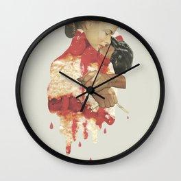 SWEET LOVE Wall Clock