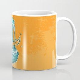 C is for Chompzilla Coffee Mug