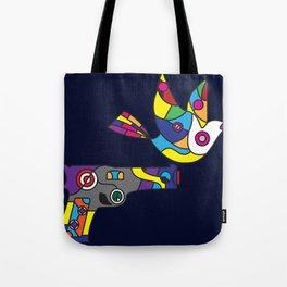 Peaceful Wars Tote Bag