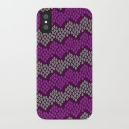 Pattern_02 iPhone Case