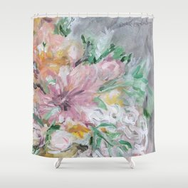 Day To Day Dreams Shower Curtain