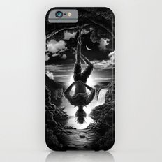 XII. The Hangman Tarot Card Illustration iPhone 6s Slim Case