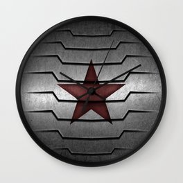 Winter Soldier Arm Wall Clock