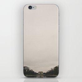 Honest Abe iPhone Skin