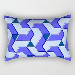 Geometrix XX Rectangular Pillow