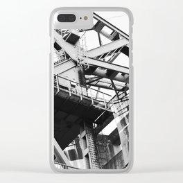 Mechanics Clear iPhone Case