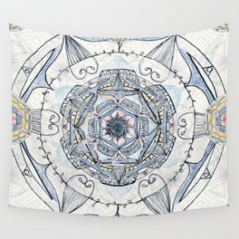Mandy's Mandala Wall Tapestry