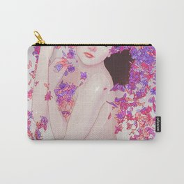 Flower Bath 6 Carry-All Pouch