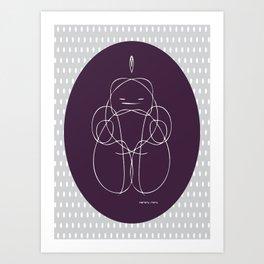Jimmy Zen II Art Print