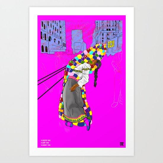 Choclo #2 Art Print
