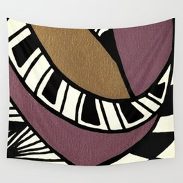 Dusty Purple Wall Tapestry