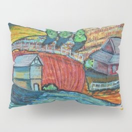 The Little Farm Pillow Sham